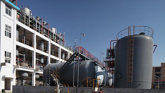 公司东区农药生产装置
