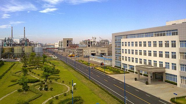 公司生产指挥及研发中心大楼