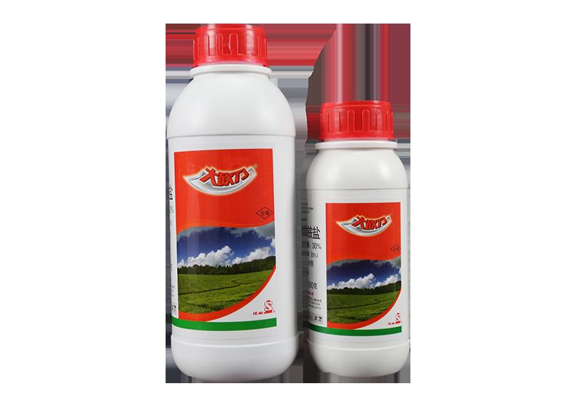 草甘膦——33%红砍刀(500g、1kg、4kg、10kg )